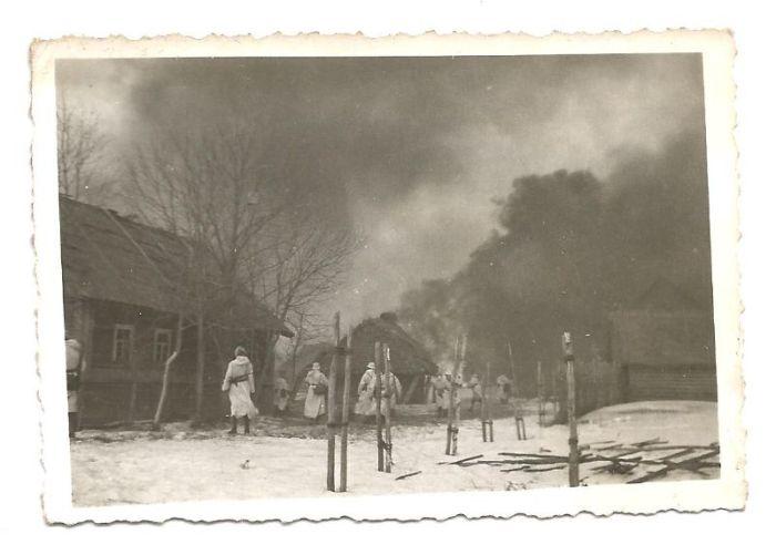 Бесславные ублюдки времен Великой Отечественной войны (17 фото)