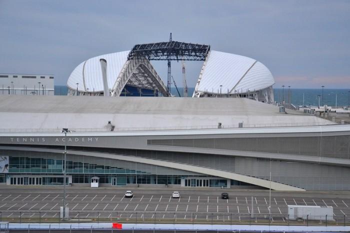 Сочинский Олимпийский парк в настоящее время (28 фото)
