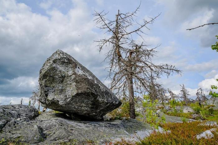 Удивительная гора Воттоваара — неизвестная достопримечательность Карелии (31 фото)