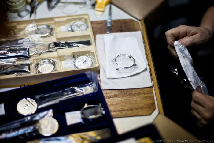 Как изготавливают часы (38 фото)