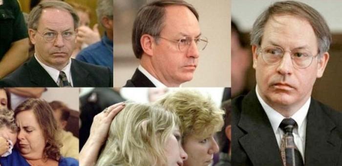 Жизнь жен пяти серийных убийц (12 фото)