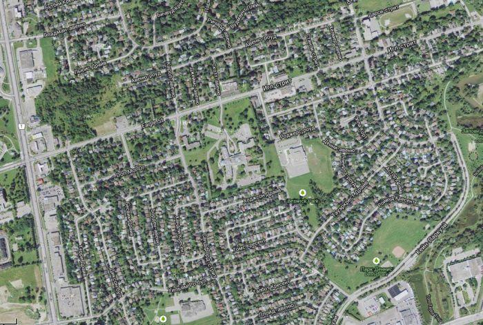 Канадский Центр здоровья здорового человека в Торонто (7 фото)