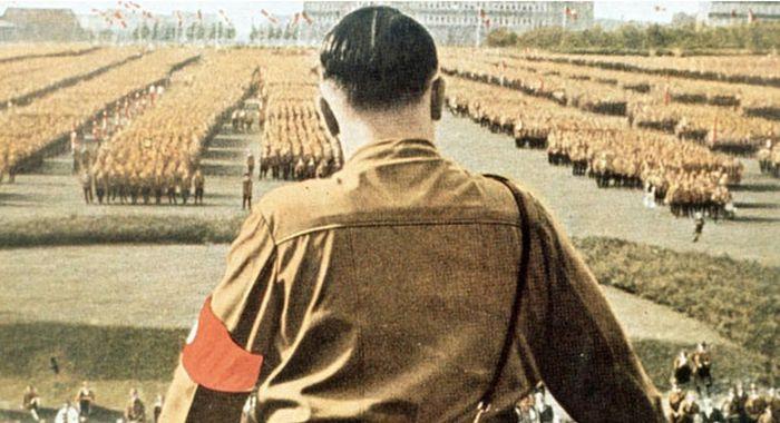 Неожиданные факты из биографии Гитлера