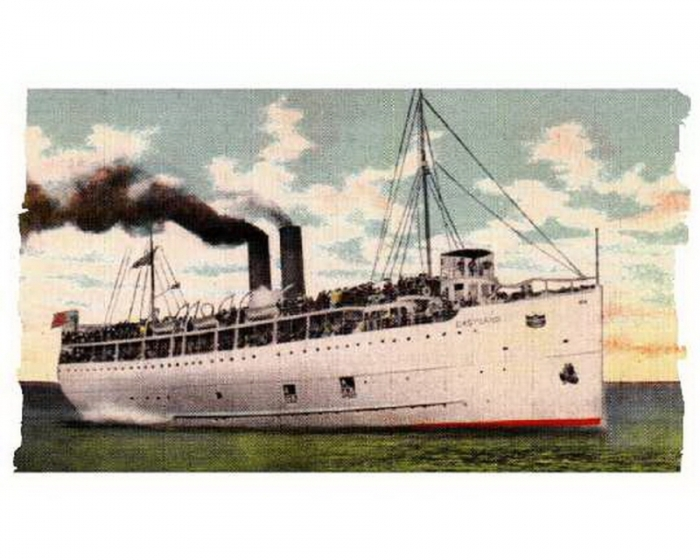 Картинки по запросу пароход Истленд