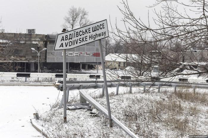 Новые фотографии аэропорта «Донецк» (37 фото)