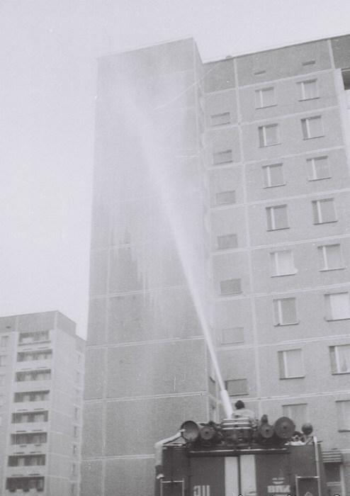 Как проходила дезактивация Припяти (24 фото)