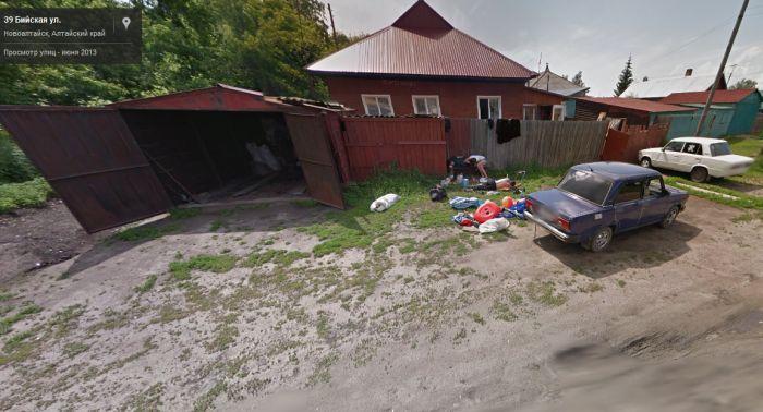 Что можно увидеть при помощи сервиса Google Карты (5 фото)