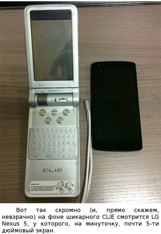 Знакомство с крутым гаджетом начала 2000-х от компании Sony (8 фото)