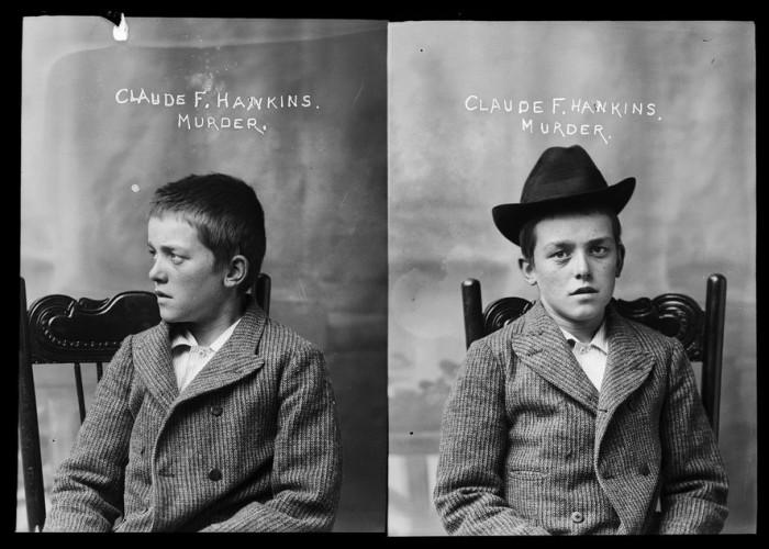 Как выглядели американские преступники начала ХХ века (23 фото)