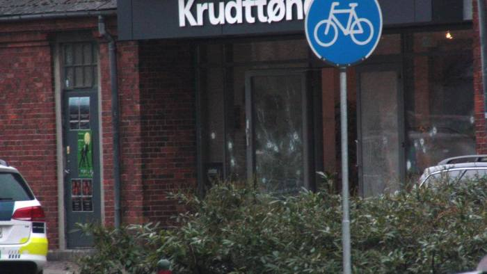 В минувшие выходные в Дании совершено два теракта (9 фото)