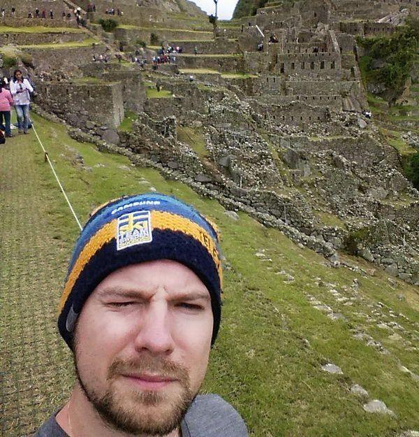 Неприятный «сувенир» из путешествия по Южной Америке (7 фото)