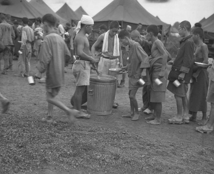 Пленные японские солдаты в годы Второй мировой войны (20 фото)
