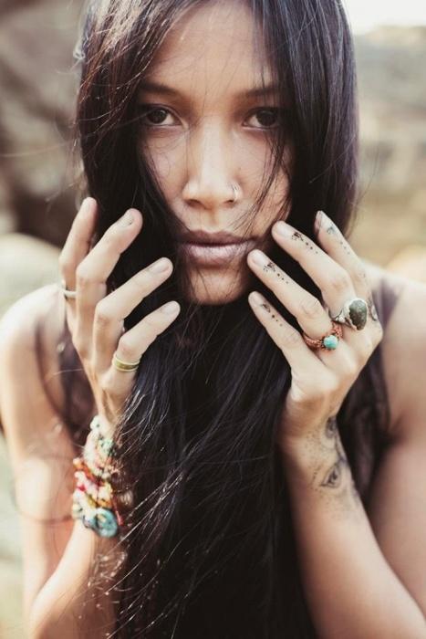 Женская красота в фотопроекте «Атлас красоты» от Михаэлы Норок (29 фото)