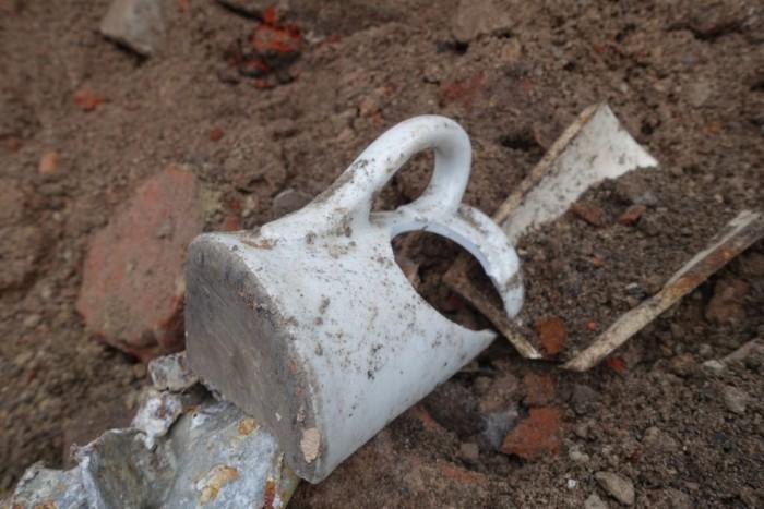 Что таит под собой земля Калининграда (41 фото)