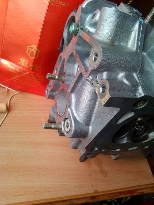 Как легко и быстро очистить детали двигателя (5 фото)
