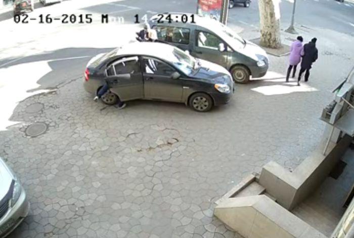 Как действуют воры-барсеточники в наши дни (9 фото + видео)