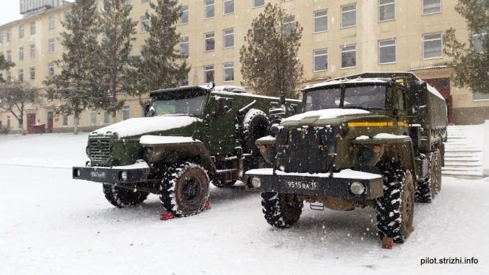 Будни военнослужащих разведотряда «Русь» (19 фото)