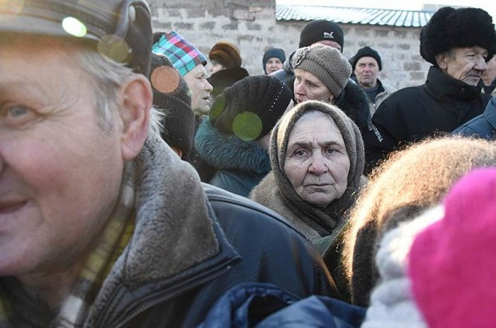 Последние фотографии с Дебальцево (36 фото)