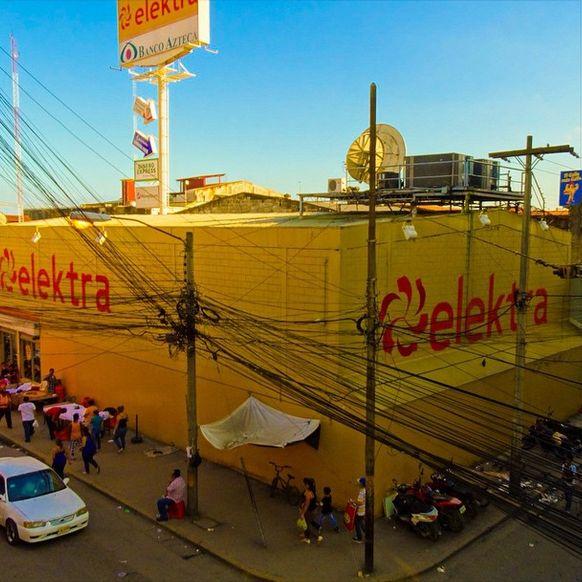 Один из самых опасных городов планеты Сан-Педро-Сула на фото в Instagram (24 фото)