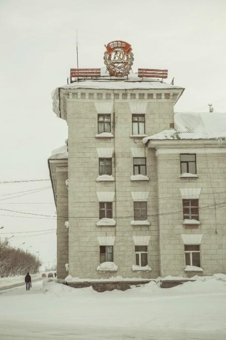 Фотопрогулка по Воркуте (86 фото)