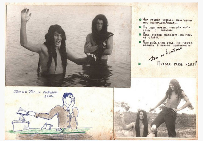Феномен существования дембельского альбома (34 фото)