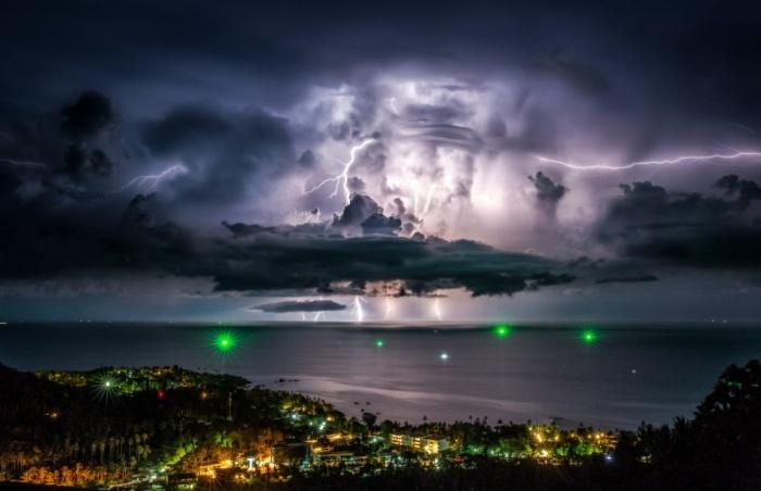 Потрясающие фотографии без фотошопа (22 фото)