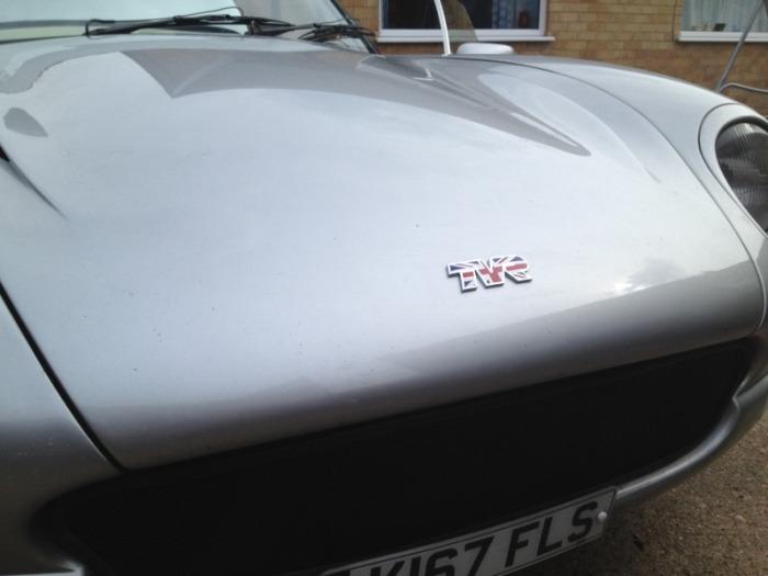 Фотоотчет о реставрации британского спорткара TVR Chimaera (40 фото)