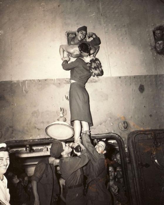 Подборка редких фотографий со всего мира. Часть 5 (20 фото)