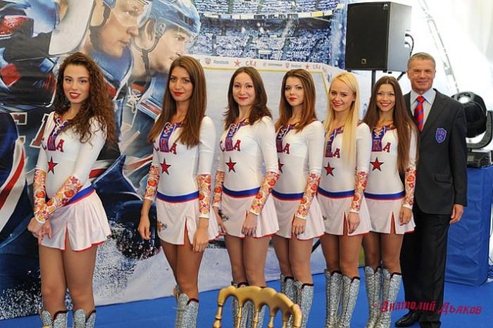 Голые девочки групп поддержки фото 52-902