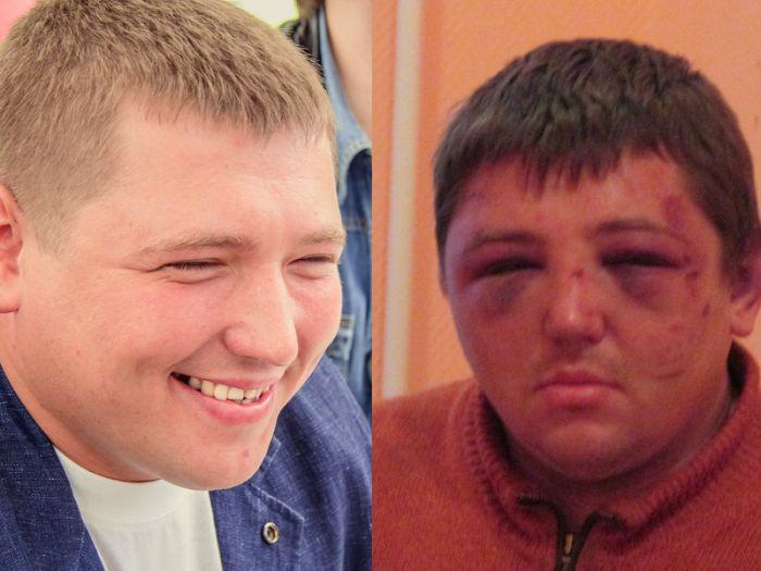 Петербуржец вступился за друга и оказался под следствием (фото + текст)