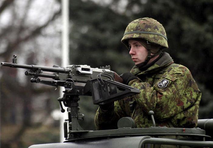 В Эстонии построят военный полигон для тренировок тяжелой бронетехники союзников по НАТО - Цензор.НЕТ 461