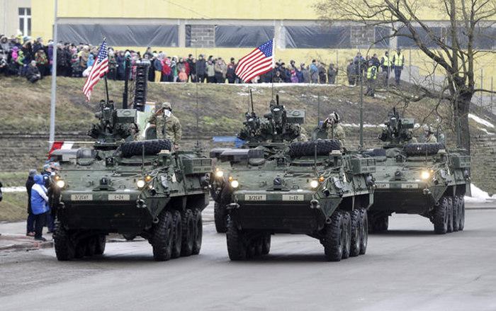 В Эстонии построят военный полигон для тренировок тяжелой бронетехники союзников по НАТО - Цензор.НЕТ 3427