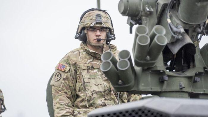 В Эстонии построят военный полигон для тренировок тяжелой бронетехники союзников по НАТО - Цензор.НЕТ 578