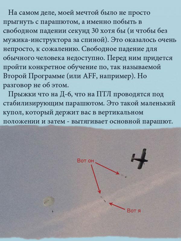 Как прыгать с парашютом в первый и последующие разы (10 фото)