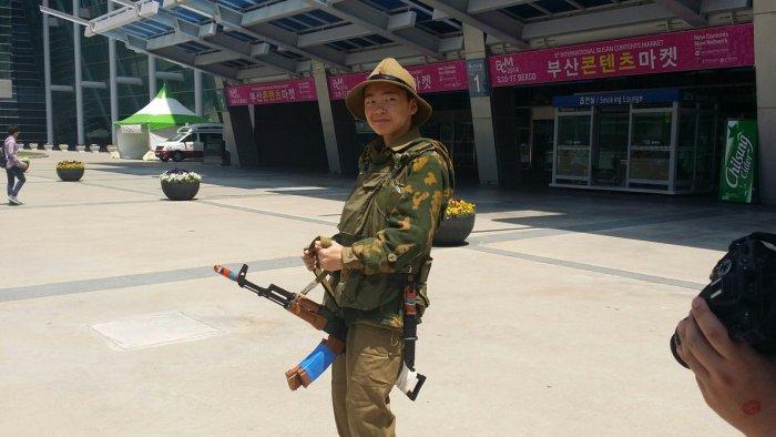 Необычное хобби корейского подростка (25 фото)