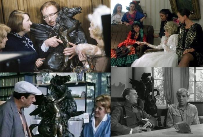 Общий реквизит разных фильмов (15 фото)