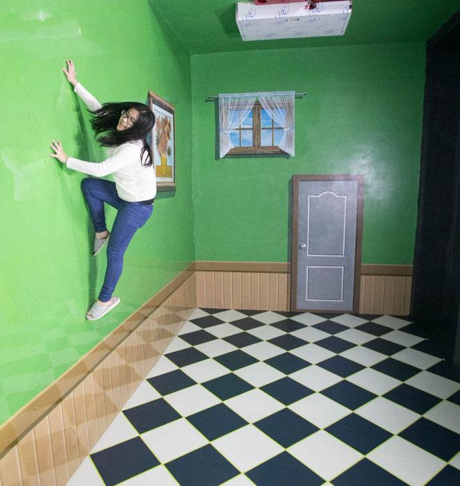 Удивительные фотографии из филиппинского музея 3D-искусства (17 фото)