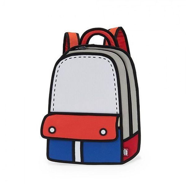 Креативные сумки из мультфильмов (11 фото)