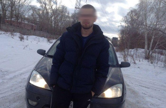 Запутанная челябинская история: пятеро парней избили двух полицейских (1 фото + 3 видео)