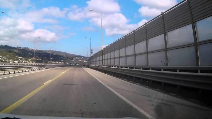 «Адлер — Красная Поляна» – самая лучшая и самая дорогая дорога в России (11 фото)
