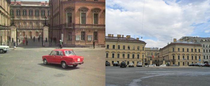 «Невероятные приключения итальянцев в России»: сравнение архитектуры (85 фото)