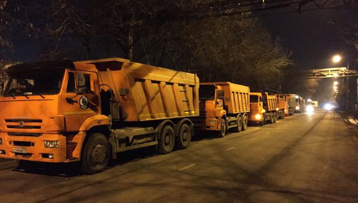 Незаконной свалки в Москве скоро не будет (6 фото)