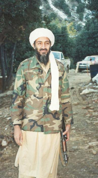 Редкие фото Усама бен Ладена и его окружения (25 фото)