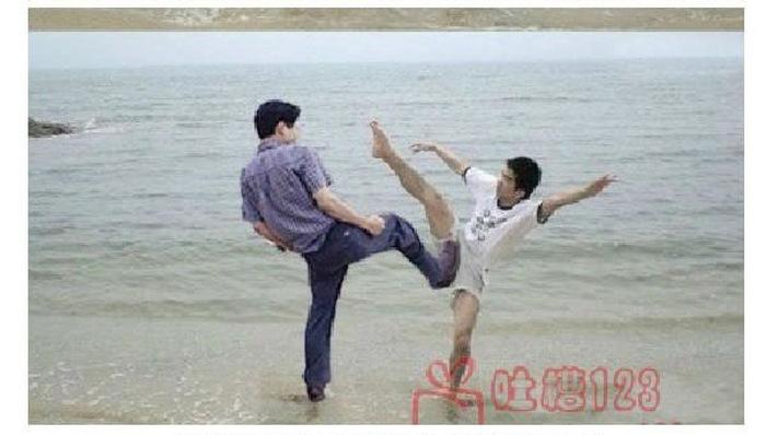 Фотошоп троллинг из Японии (33 фото)