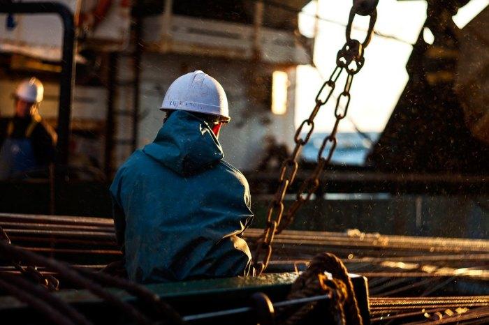 Фоторепортаж новоиспеченного сахалинского моряка (57 фото)