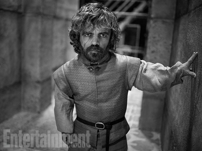 Свежие фото героев сериала «Игра престолов» (10 фото)