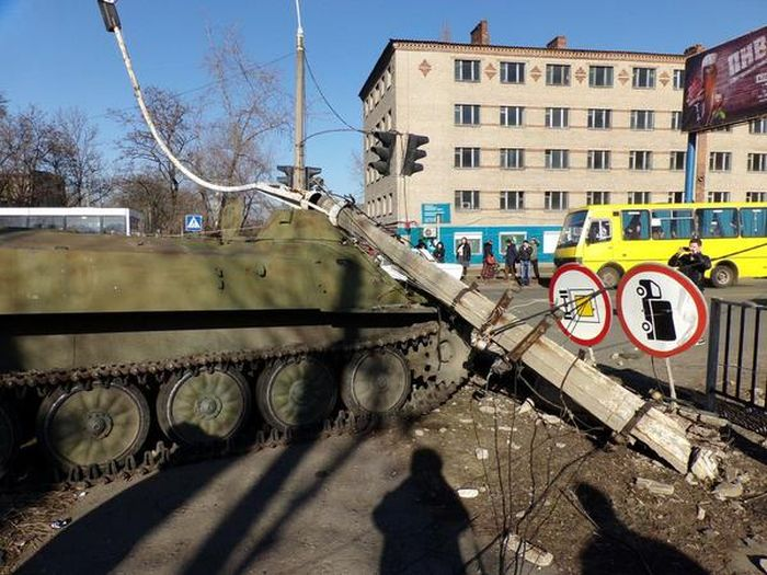 Свежие новости из Константиновки (7 фото + 2 видео)