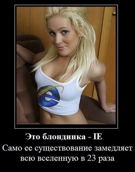 В Windows 10 не будет браузера Internet Explorer (21 фото)