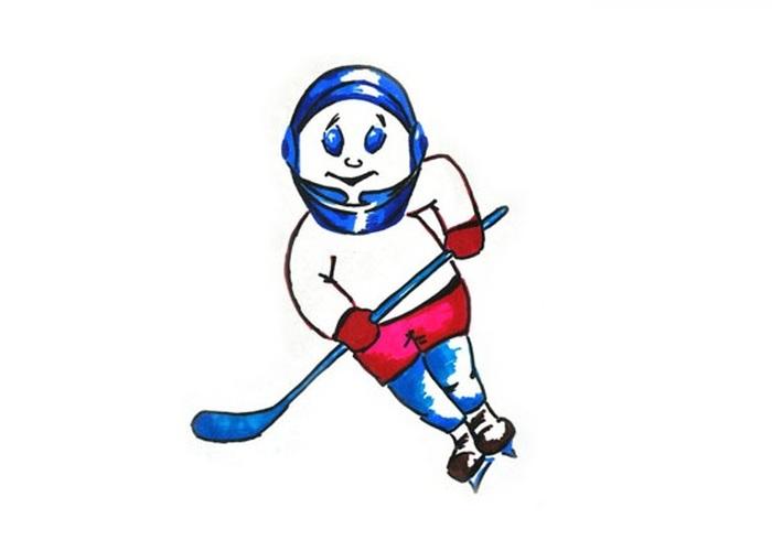 Россияне выбрали возможные талисманы чемпионата мира по хоккею (20 рисунков)