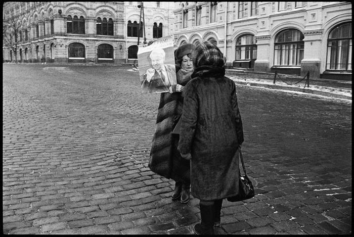 Россия 90-х глазами иностранного фотографа (20 фото)